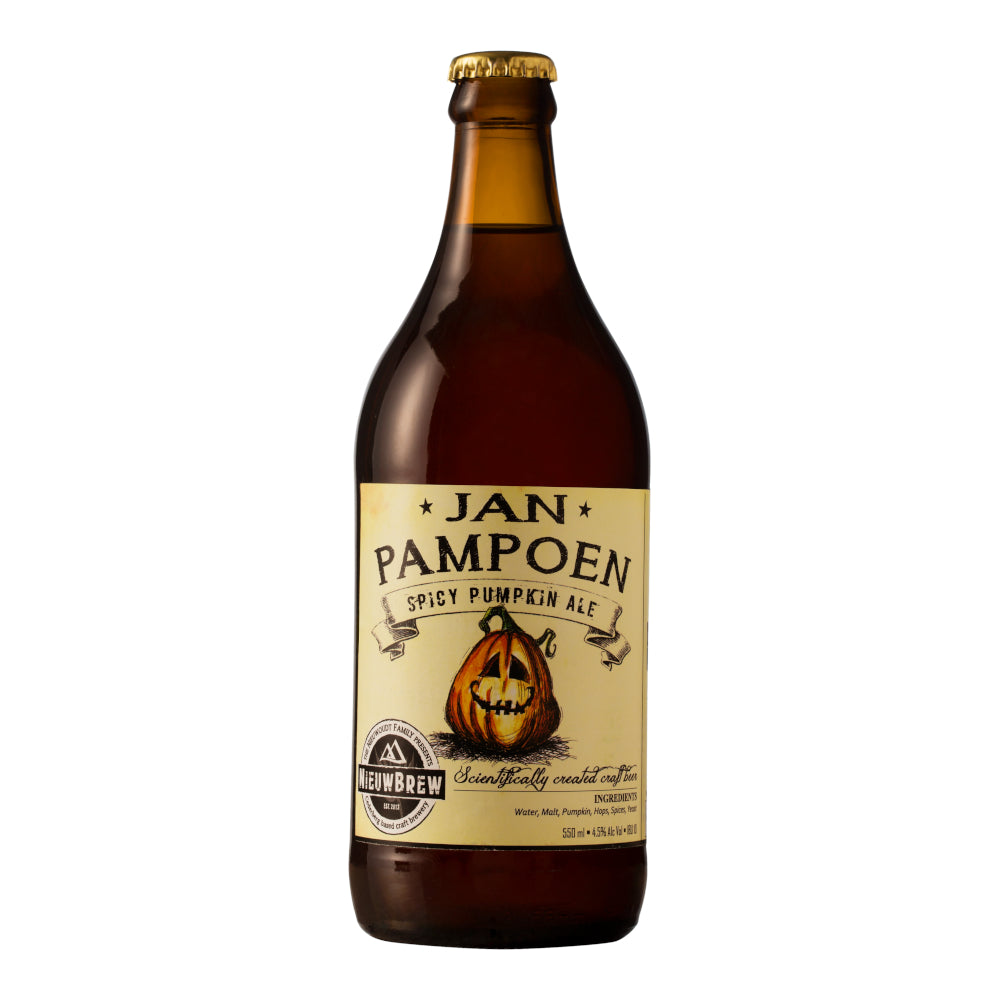 Jan Pampoen Spicy Pumpkin Ale