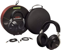 Shure AONIC 50 BLACK Wireless Noise Cancelling Headphones