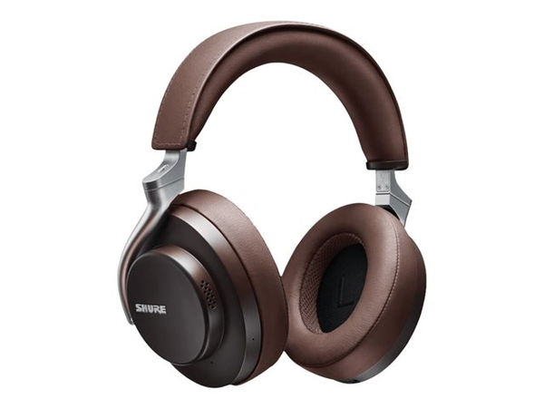 Shure AONIC 50 BROWN Wireless Noise Cancelling Headphones