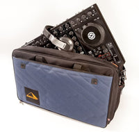 Atrylogy DJ600SBlue Small Bag - for DJ Controllers, Laptops, Headphones, Cables & Accessories