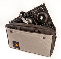 Atrylogy DJ600SGrey Small Bag - for DJ Controllers, Laptops, Headphones, Cables & Accessories
