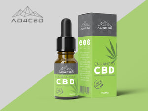 CANABIDOL® CANNABIS CBD OIL DROPS