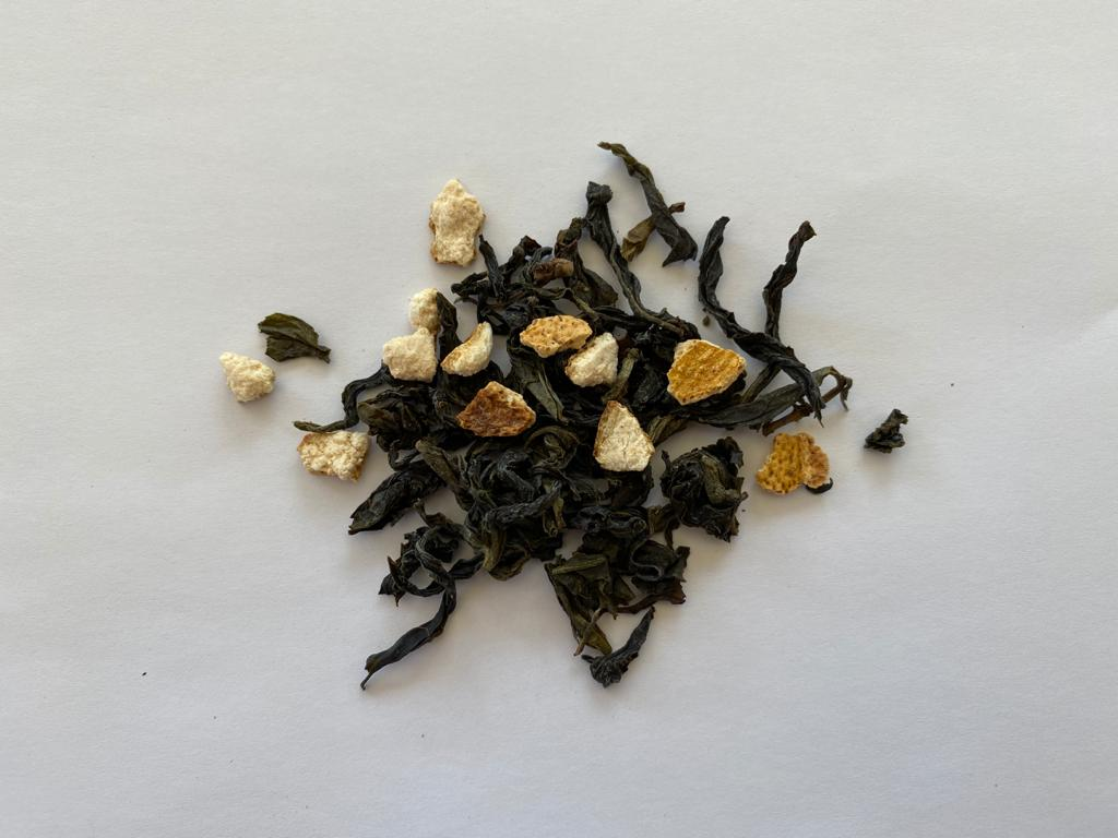 imperial earl grey oolong tea