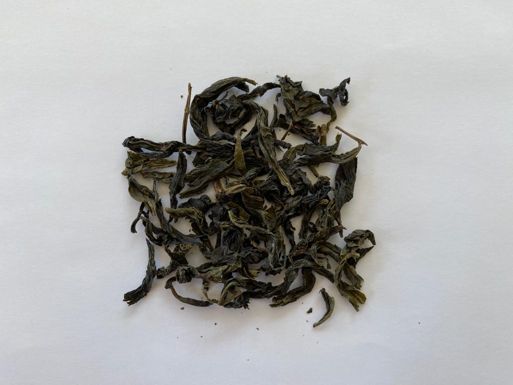 earl grey oolong tea