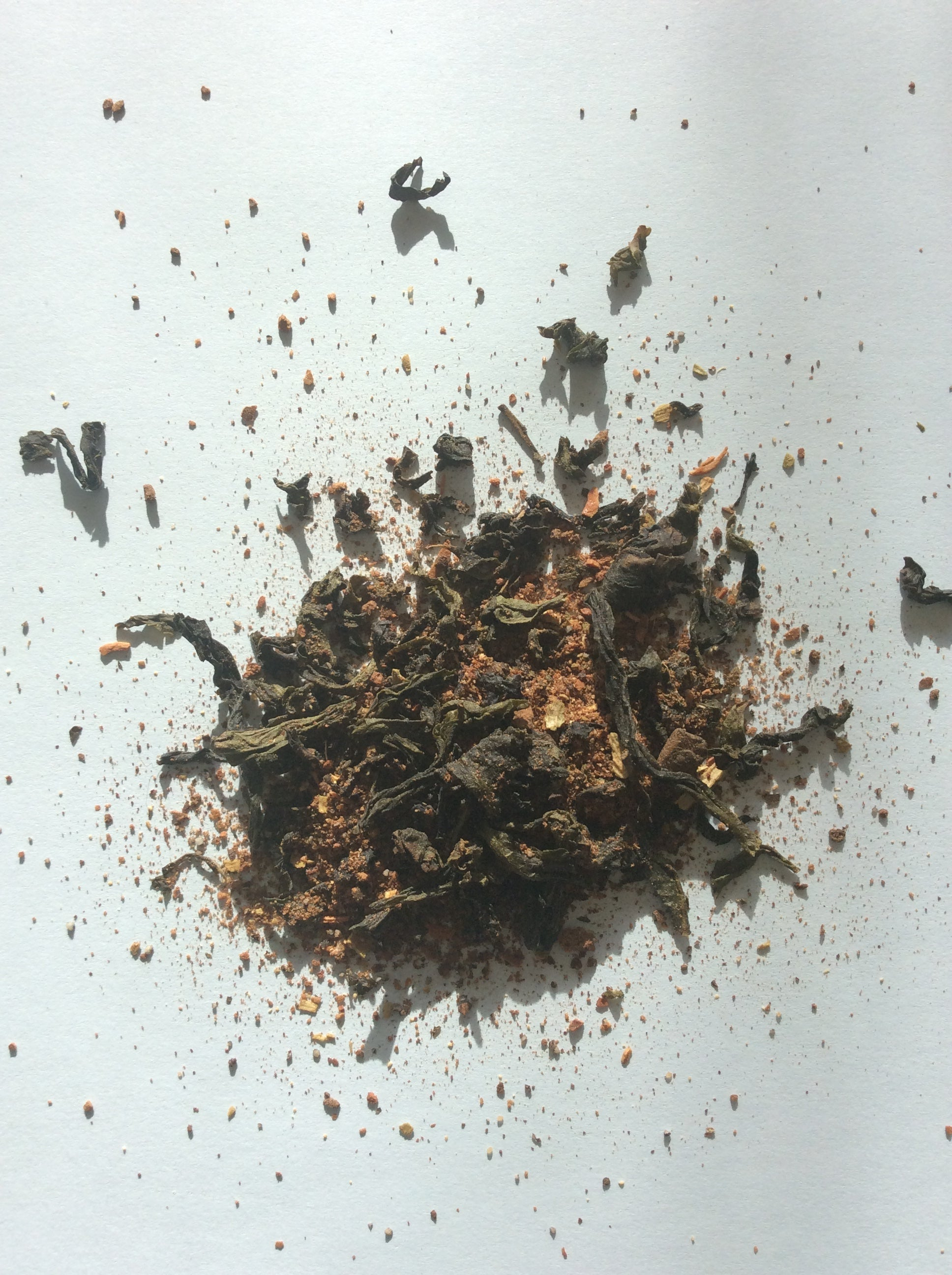Masala Chai Oolong Loose Leaf Tea