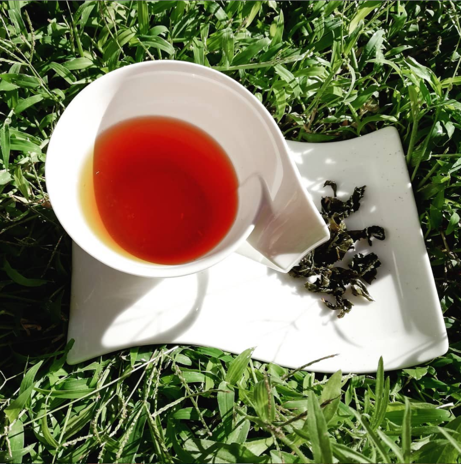 Pouchong Oolong Slimming Loose Leaf Tea