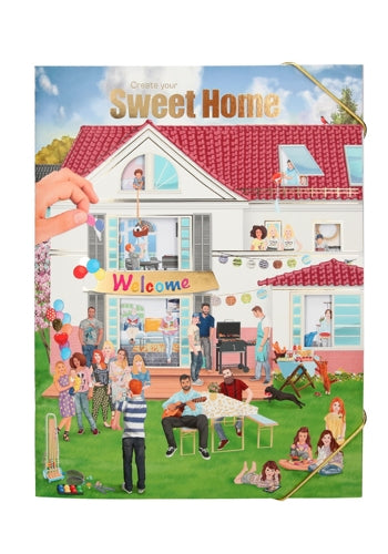 Libro Create Your Sweet Home