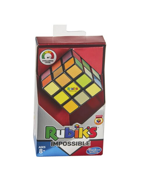 Rubiks Imposible