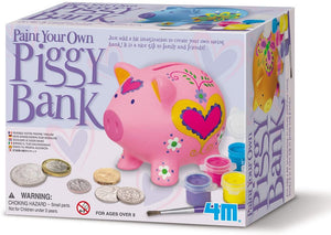 Pint Your Own Piggy Bank