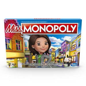 Juego Monopoly Miss