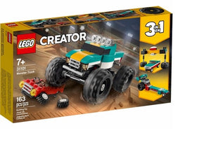Lego Monster Truck Creator