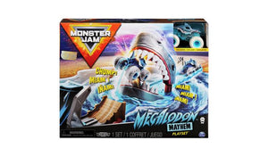 Monster Jam Vehiculo PLayset
