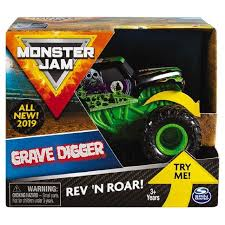 Monster jam revnrumbler