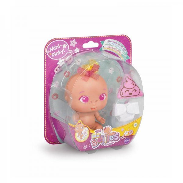 Bellis muñeca Mini Pinki