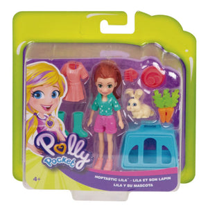 Polly Pocket Lila