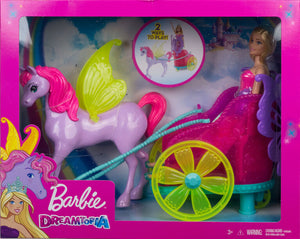 Barbie Dreamtopia Carruaje