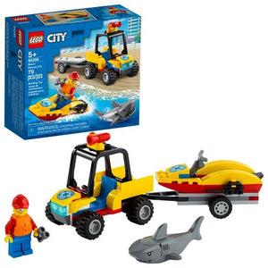 Lego Beach Rescue