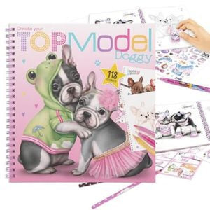 Create your Top Model Doggy