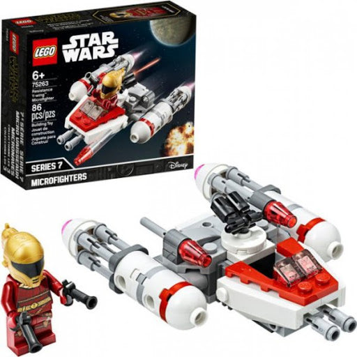 Lego Star Wars Y-Wing Microfighter