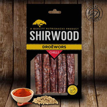Load image into Gallery viewer, Shirwood – Droëwors Chilli