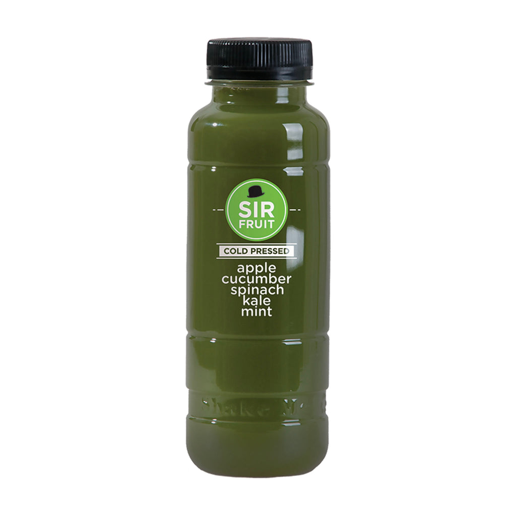 Cold Pressed Spinach Juice