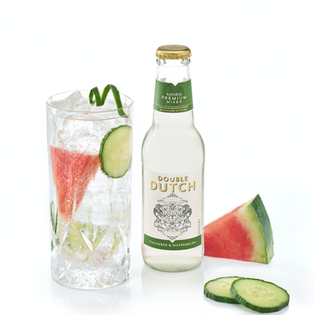 Double Dutch Cucumber & Watermelon Tonic