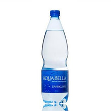 Load image into Gallery viewer, Aqua Bella Sparkling Spring Water – 1ℓ Bottle