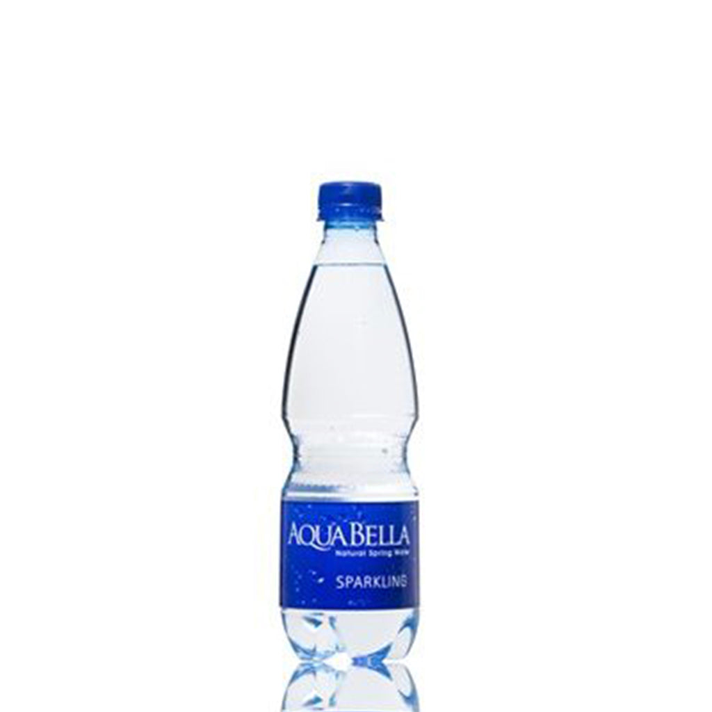 Aqua Bella Sparkling Spring Water – 500ml Bottle