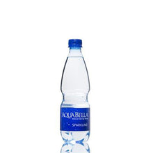 Load image into Gallery viewer, Aqua Bella Sparkling Spring Water – 500ml Bottle