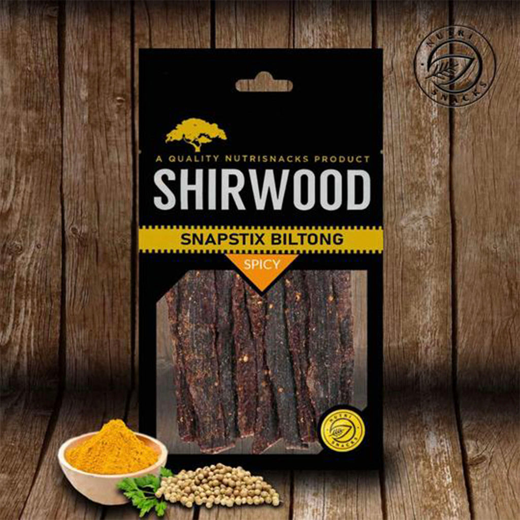 Shirwood – Snapstix Spicy