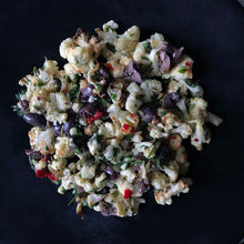 Load image into Gallery viewer, Roasted Cauliflower Gorgonzola Salad