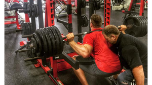 3 Best Lifts For Football Players
