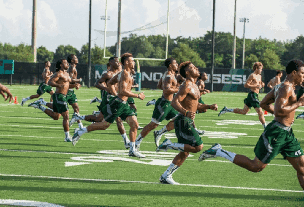 Football Conditioning Workout