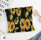 Floral Printed Tube Top - Sunflower Design (PH only)