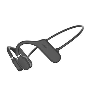 5.0 Bone Conduction Bluetooth Earphone, Not In-Ear, Wireless and Hands-free