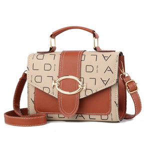 Leather Crossbody Bag for Women