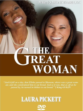 The Making of a Great Woman DVD