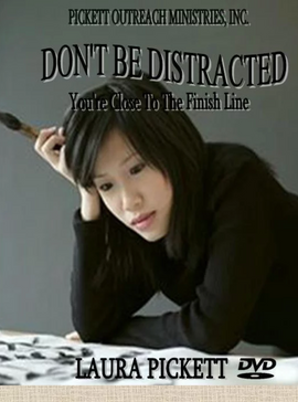 Don't Be Distracted, You're Close to the Finish Line