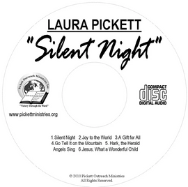 Silent Night (Music CD)