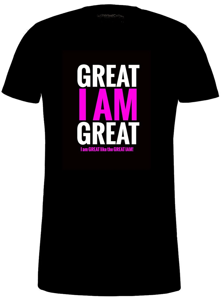 Great I AM (T-Shirt)
