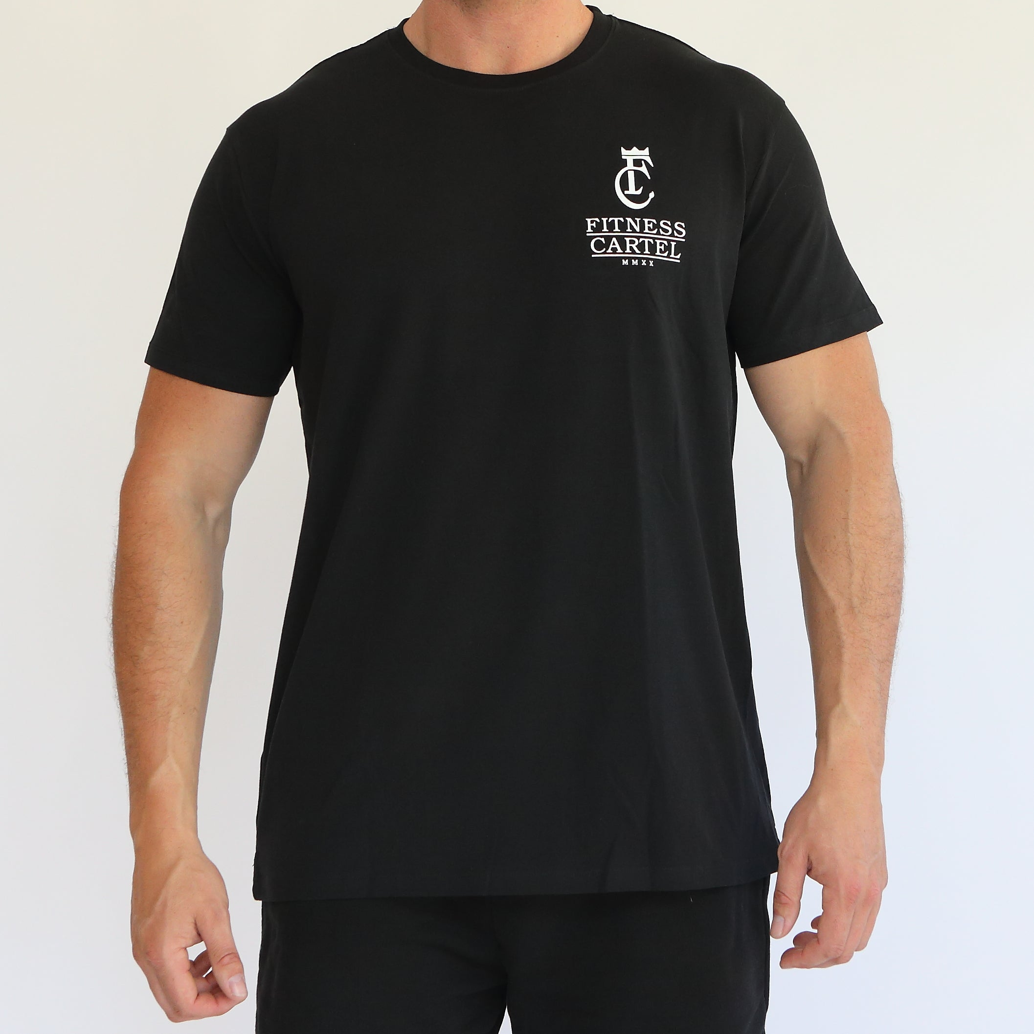 The Cartel T-Shirt - Black