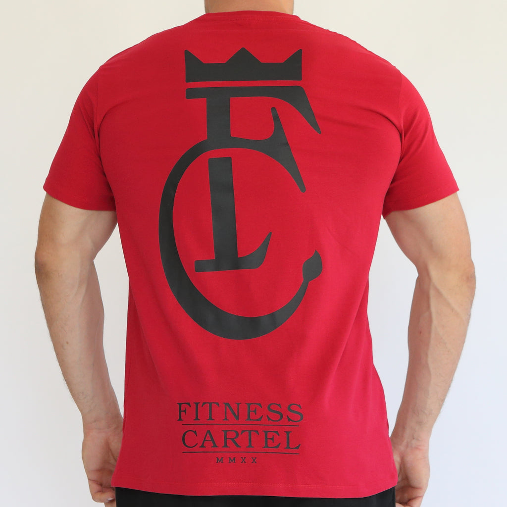 The Cartel T-Shirt - Red