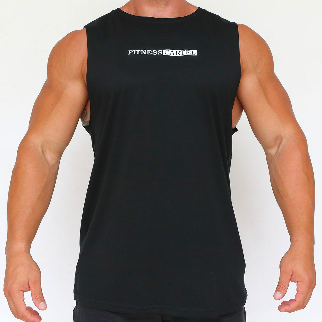 Collection 2.0 - Tank I - Black