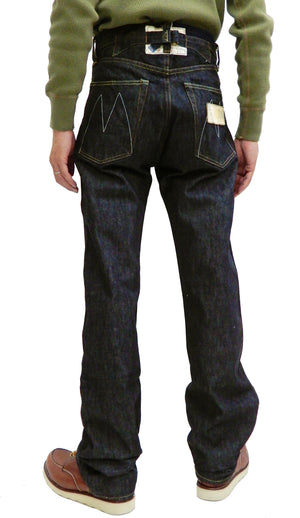 Mister Freedom Jeans Californian LOT. 54BB Buckle Back Men's 13oz Denim SC41867