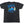 Load image into Gallery viewer, Samurai Jeans T-shirt Mens Slim Fit Loop-wheeled Short Sleeve Japanese Art Tee SJST20-108 Faded-Black