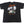 Load image into Gallery viewer, Samurai Jeans T-shirt Men's Japanese Art Graphic Short Sleeve Tee SJST21-104 Black