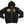Load image into Gallery viewer, Tedman Full Zip Hoodie Men's Embroidered Zip-Up Hooded Sweatshirt TDSP-153 Black-Color