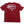 Load image into Gallery viewer, Tedman T-Shirt Men's Lucky Devil Logo Graphic Short Sleeve Tee TDSS-512 Wine-Color