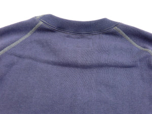 TOYS McCOY Men's Steve McQueen Sweatshirt with Cut-off Sleeves TMC1458