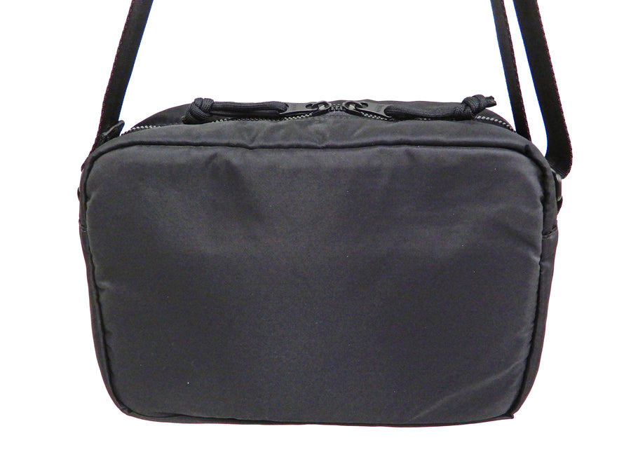Alpha Industries Small Crossbody Bag Men's Casual Mini Shoulder Bag TZ1055 Black
